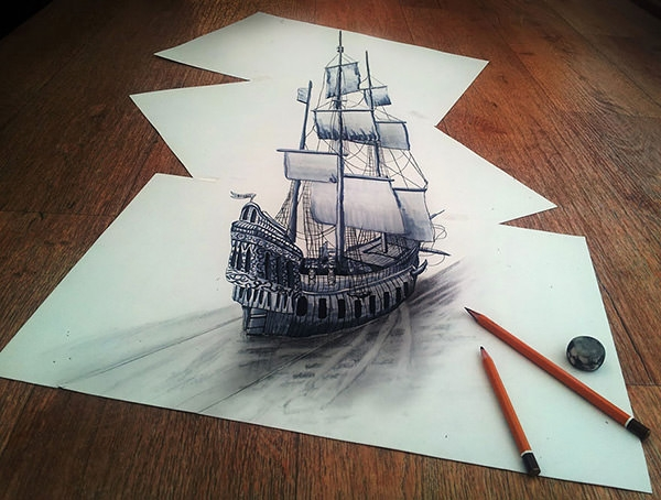 3d-pencil-drawings-