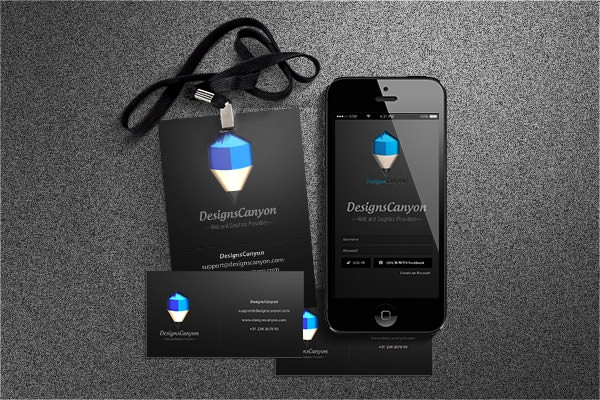 ID Card Mockups FreeCreatives - Id badge template photoshop