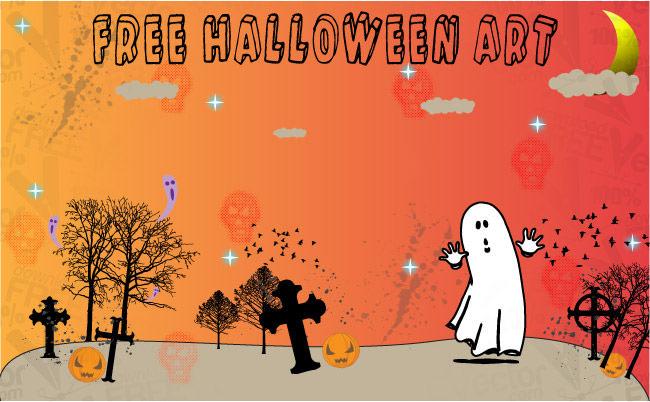 Free-Halloween-Art