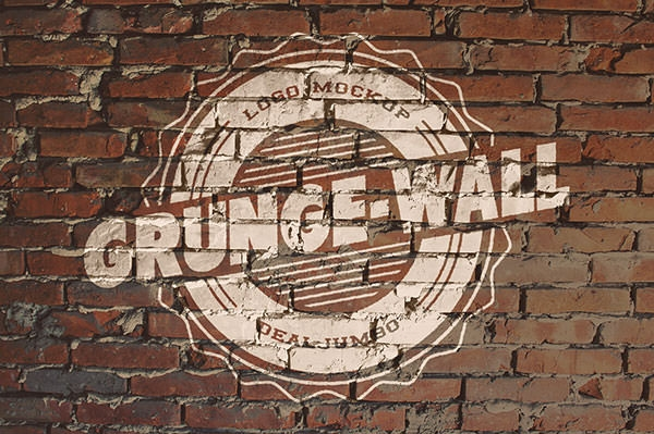 Realistic-Logo-Mockups-on-brick-wall