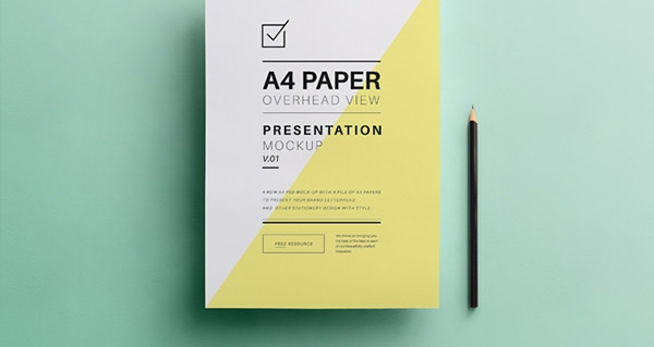 a4-paper-letter-presentation-overhead-view-mock-up-