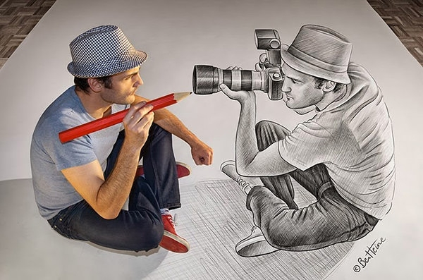 best-3d-pencil-drawingg