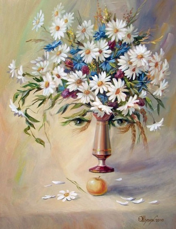 flowerillusion-art-painting