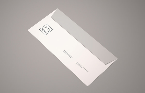 Download Free PSD Envelope Mockup