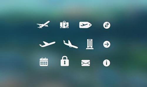 free-psd-travel-icons