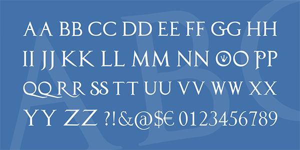 free-royal-style-font