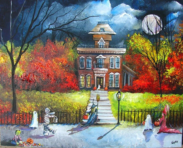 halloween-painting-art