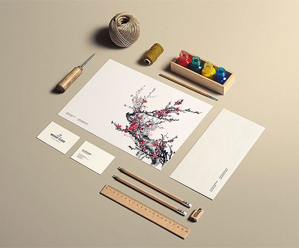 stationery-art-and-craft-mockup