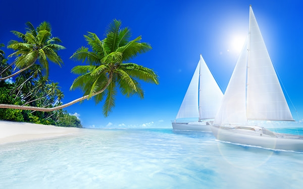tropical_beache-wallpaper