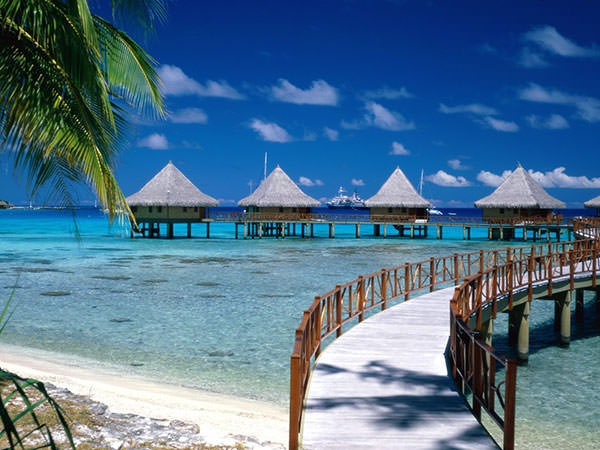walkway_to_paradise_beach-wallpaper