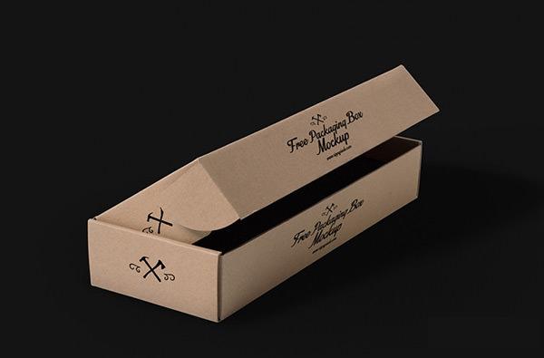 3 free box packaging psds