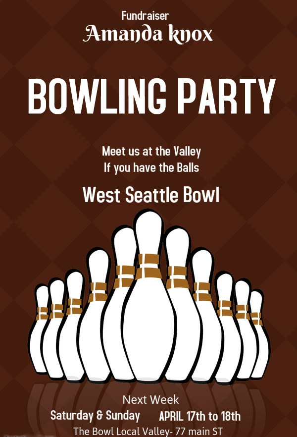 Bowlling-poster