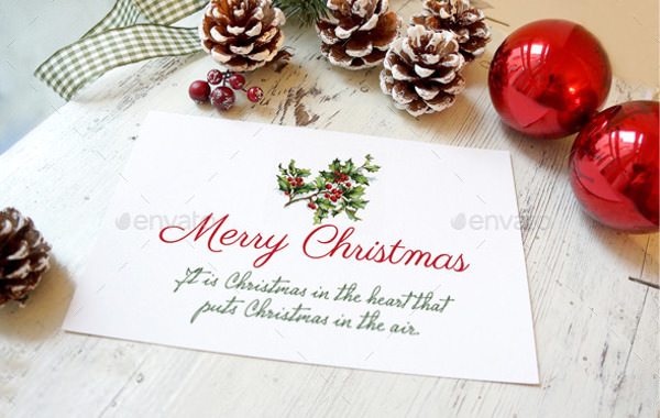 Christmas Greeting Card Combo Pack
