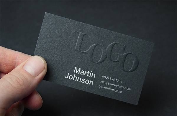 40 Free PSD Business Card Mockups
