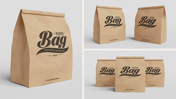 Free 20 Psd Paper Bag Mockups In Psd Indesign Ai
