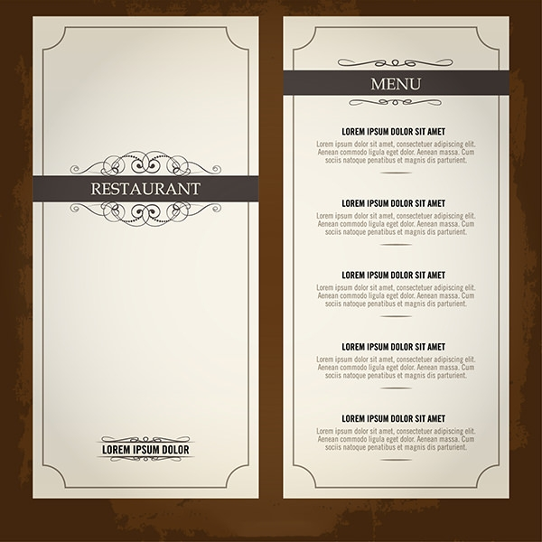 Food-menu-list-restaurant-template