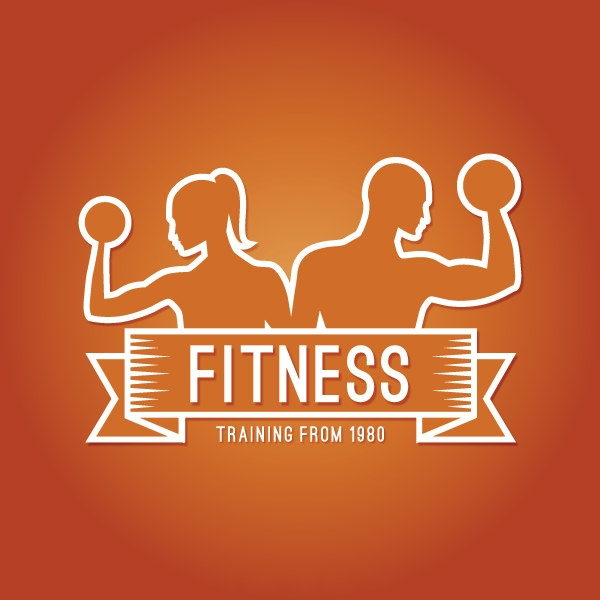 10 fitness logo designs psd vector eps jpg download for Gym layout design software free