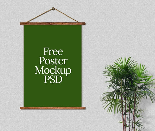 Free_Poster_Mockup_PSD_Template