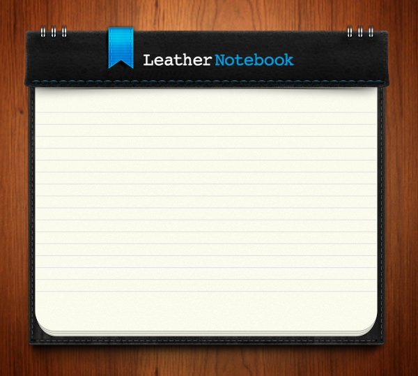 leather notebook free psd mockup1
