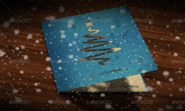 Multipurpose Greeting Card Mockup