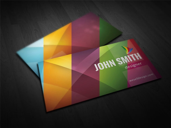 PSD-Design-business-card-Mock-up-