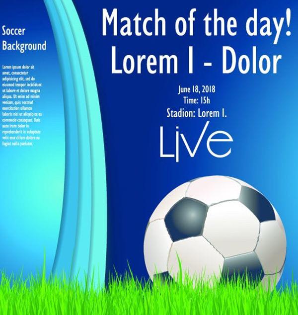 Soccer-Advertising-Poster