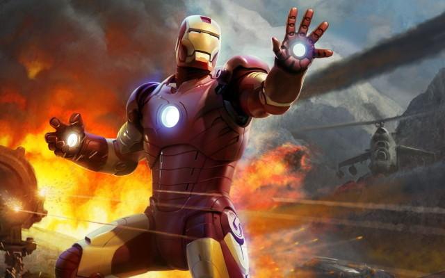 Superhero-film-Iron-Man-3-HD-wallpapers-