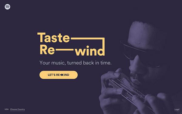 Taste-Rewind