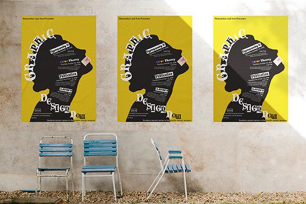 Urban Poster Mockups