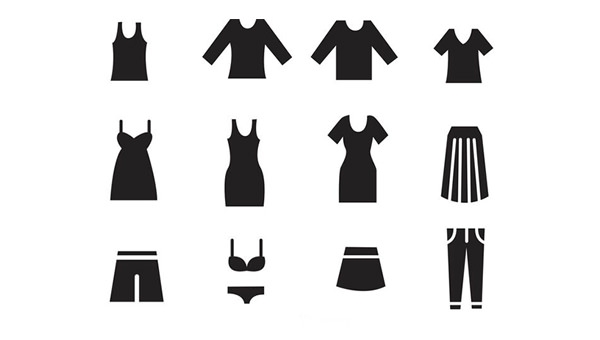 Womans-Clothes-Icons