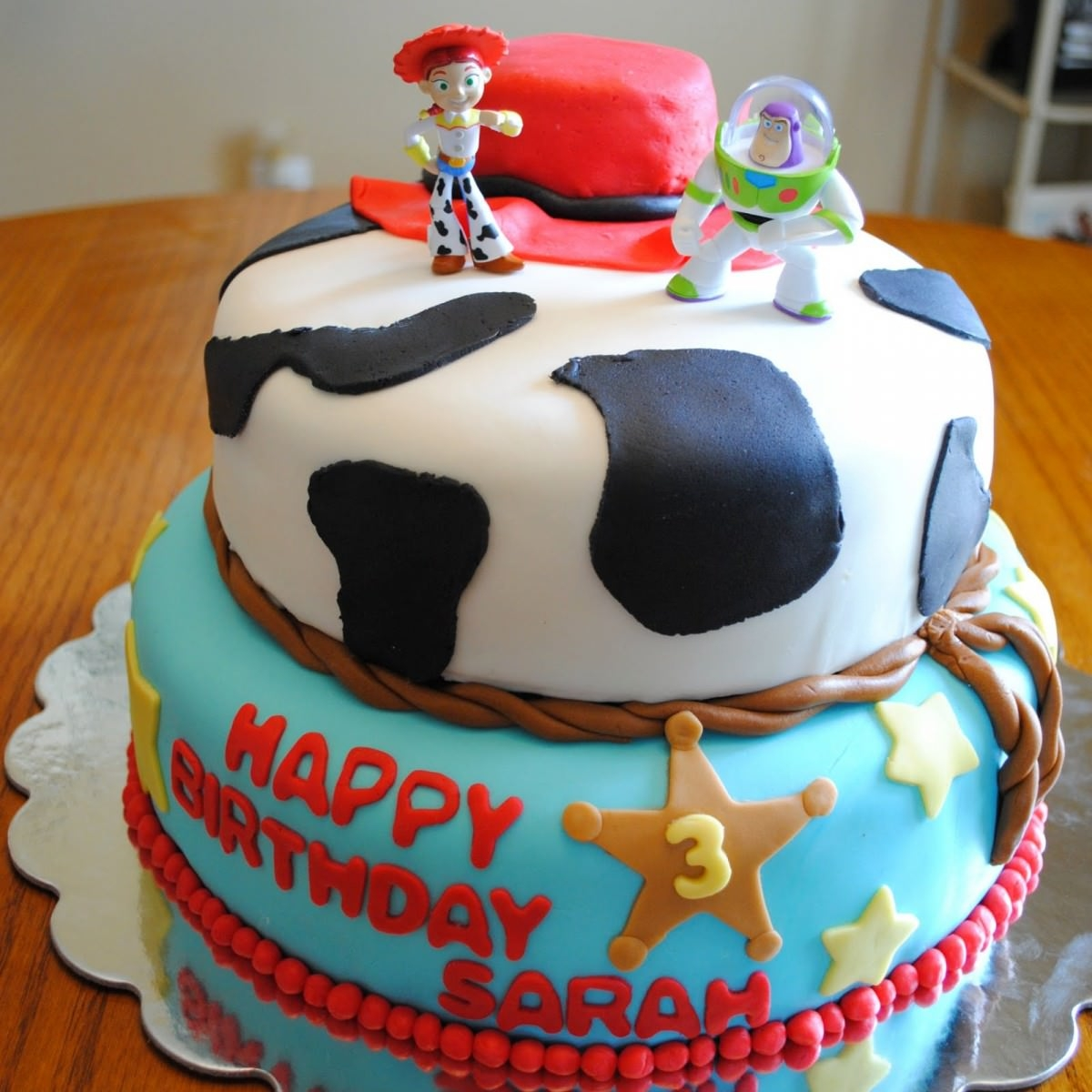 baby shower cake design
