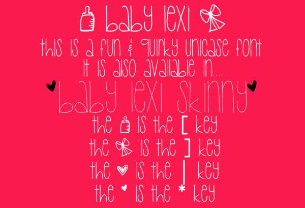 babylexishow1