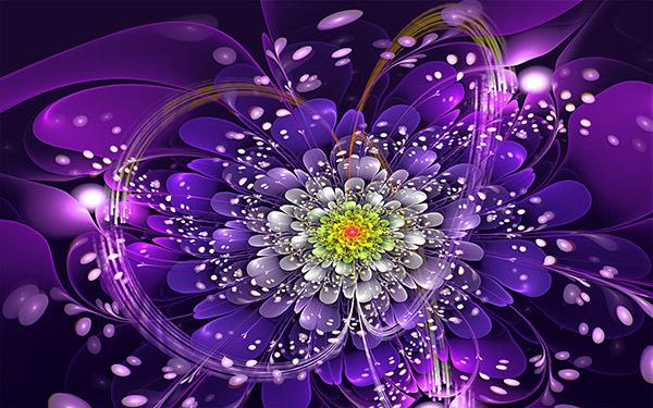 beautiful-3d-fractal-art-wallpaper