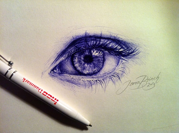 best-ever-ball-point-pen-drawing
