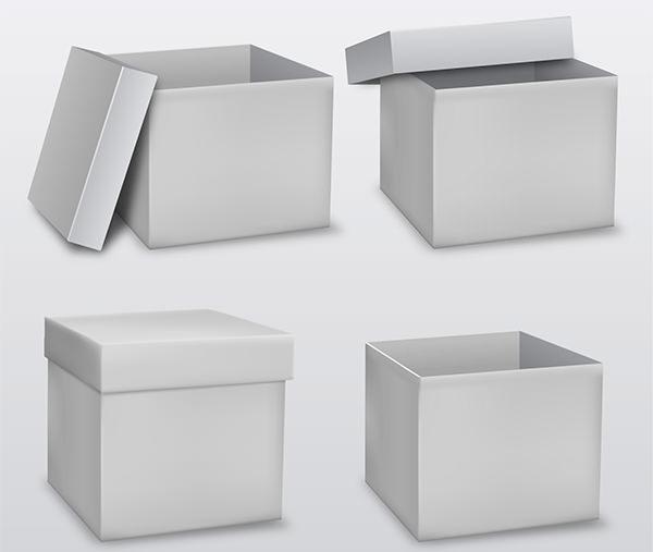 cardboard-box-mockups