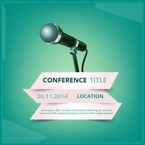 conference-vector-poster_