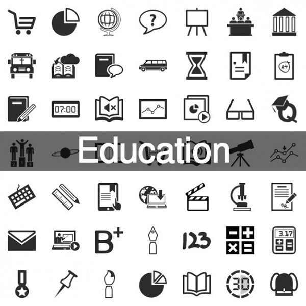 -educacation-icons