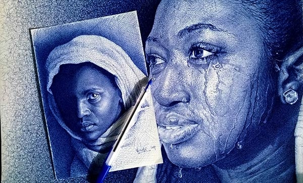 exquisite-ballpoint-pen-drawing