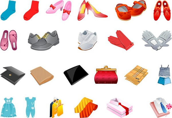 free-clothing-vector-pack