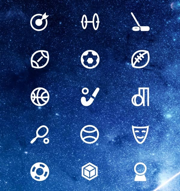 free-sports-icons