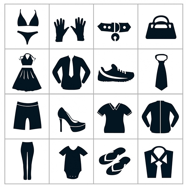 free-vector-black-clothing-icons