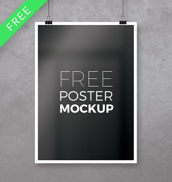 fully-editable-a4-poster-mockup