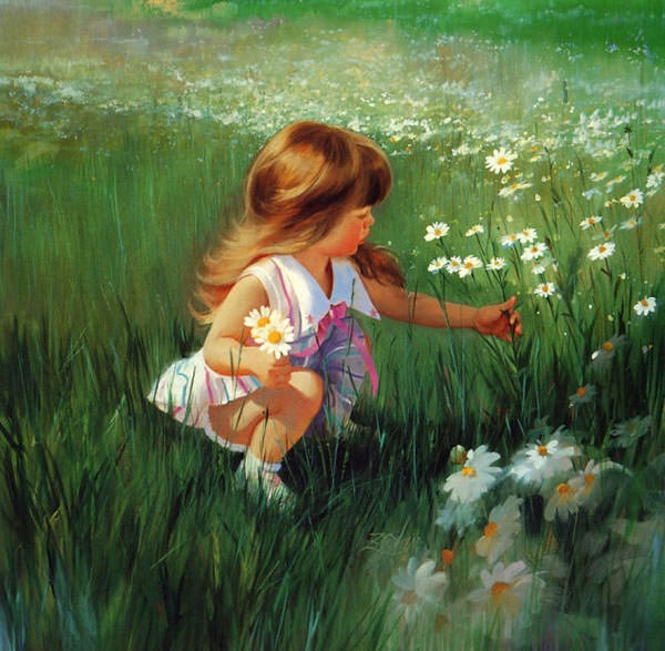 lovely-baby-painting