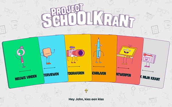 projectschoolkrant