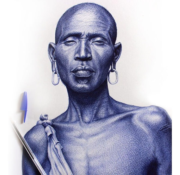 realistic-pen-drawing-art