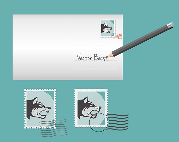 simple-postcard-psd
