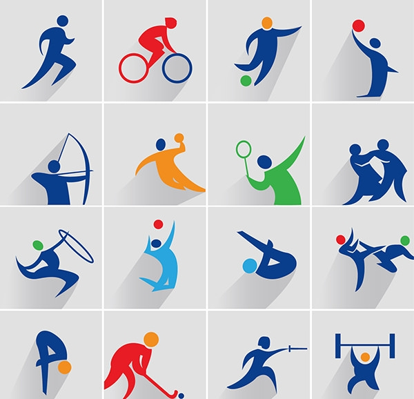 vector-sports-icons-set