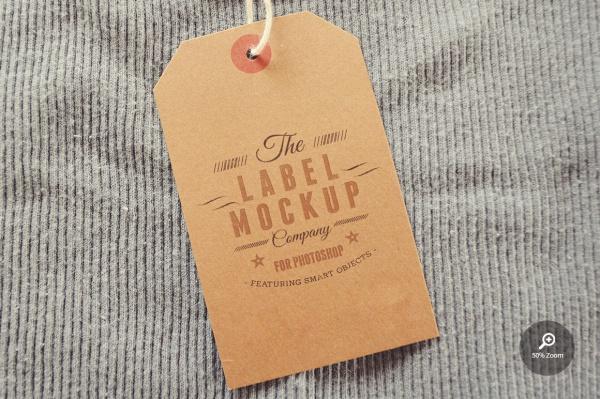 vintage labels mockups