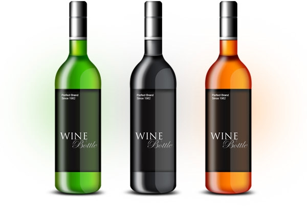 25+ Free PSD Wine Bottle Mockups