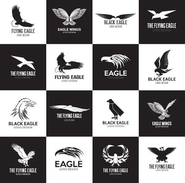 16-Eagle-Logos-in-vector